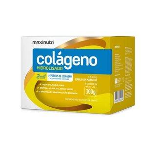 Colágeno Verisol Hidrolisado 2 em 1 c/ 30 sachês - MaxiNutri