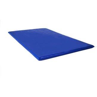 Colchonete de Espuma 90x42x2cm - Azul - Taurene