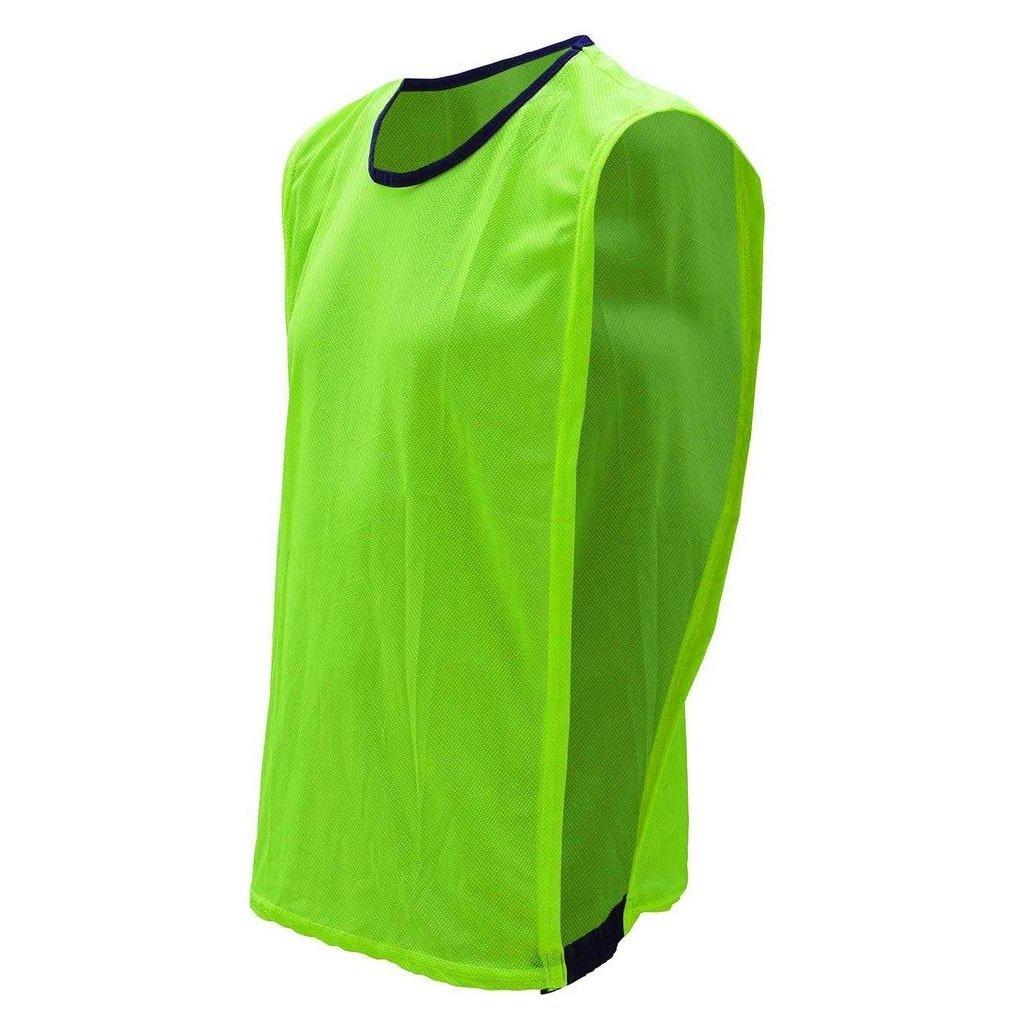 32d5b8bb212df Colete de Futebol Light - Kit 10 pçs - Verde Limão - Compre Agora ...