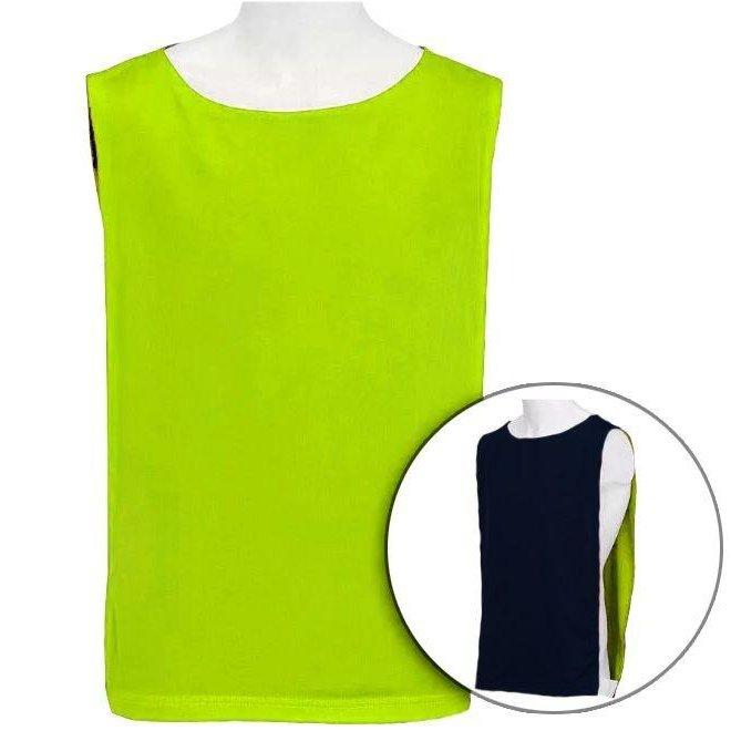 5f6641b979 Colete Dupla Face - Kit 15 Peças - Verde Limão e Preto - Compre ...
