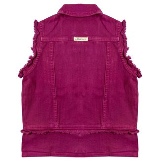 Colete Look Jeans Max Sarja - MAGENTA - 12