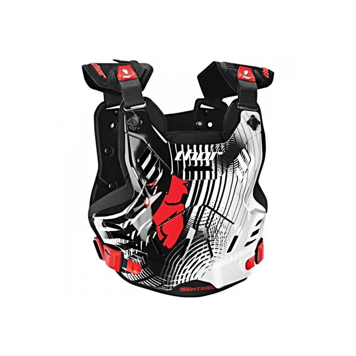 Colete Para Motocross Thor Sentinel Xp Mask Wrap - Compre Agora ... d7ed4413b77