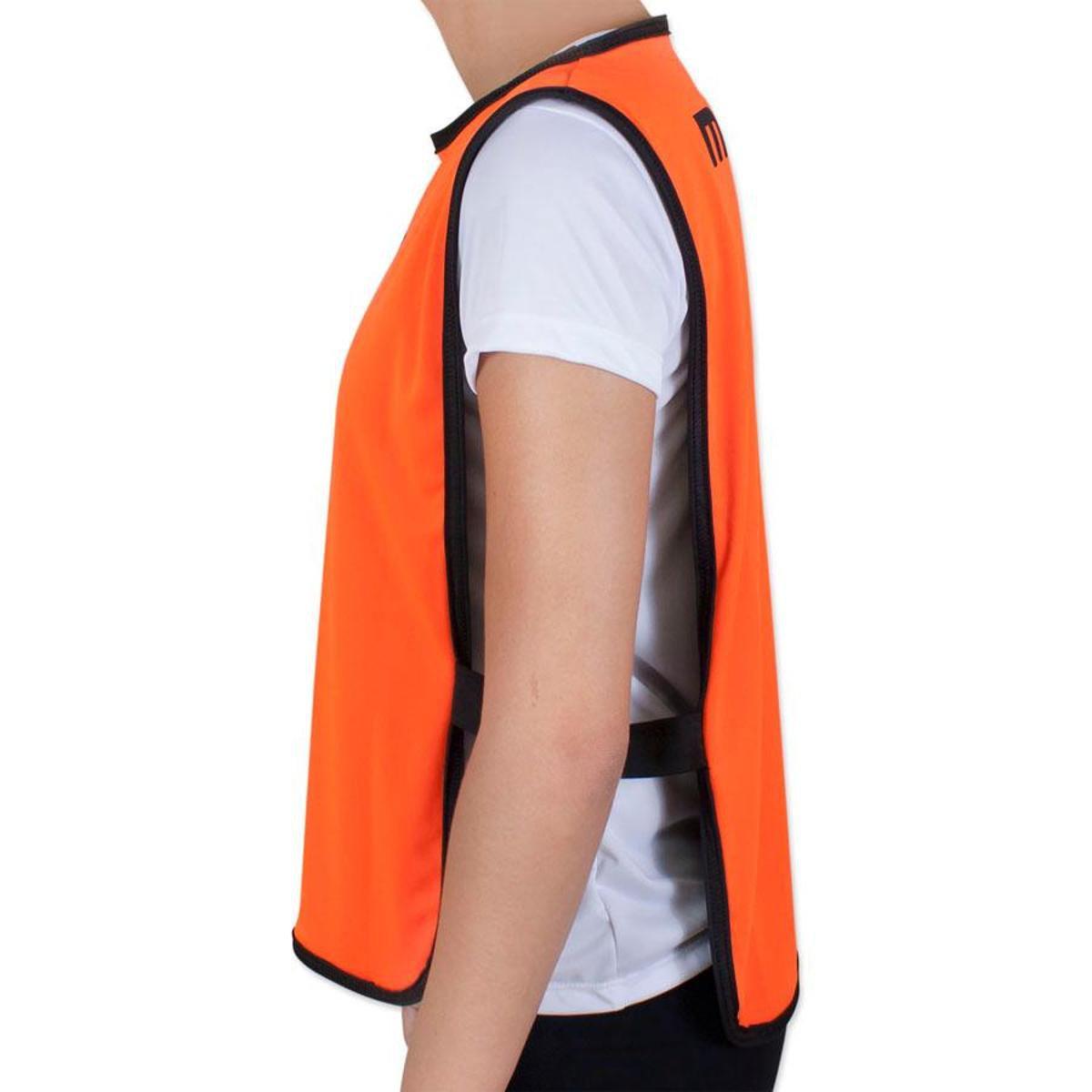 Colete para Treinamento Elite Infantil - Dupla Face Muvin COL-300 ... b6e978a516980