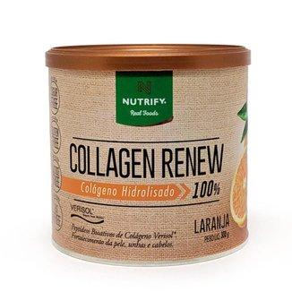 Collagen Renew - Colágeno Verisol - 300g - Nutrify - Morango