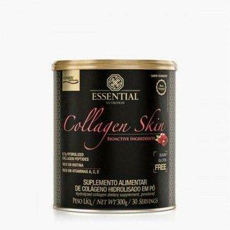 Collagen Skin Sabor Cranberry 300G - Essential Nutrition