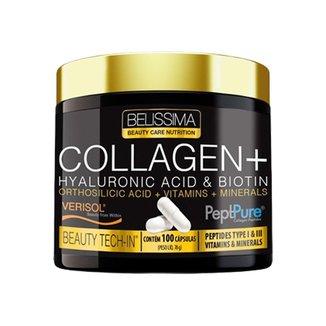 Collagen+ Verisol 100 Cápsulas  - Black Skull