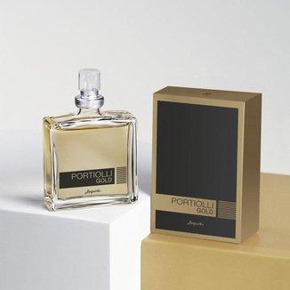 Colônia Desodorante Masculina Portiolli Gold 25Ml Jequiti