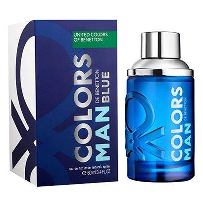 Perfume Colors Blue - Benetton - Eau de Toilette Benetton Masculino Eau de Toilette