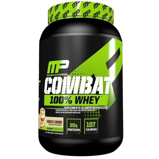 Combat 100% Whey (907 G) - Musclepharm -