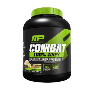 Combat 100% Whey 1814G  Musclepharm