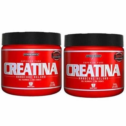 Combo 2 – Creatina Hardcore Reload 300g – Integralmédica