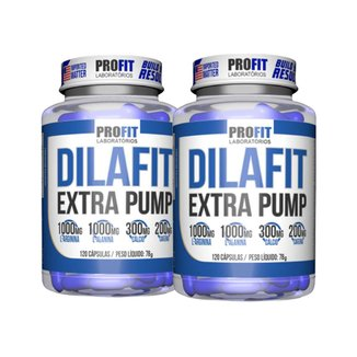 Combo 2 Dilafit Extra Pump - Profit Laboratorios