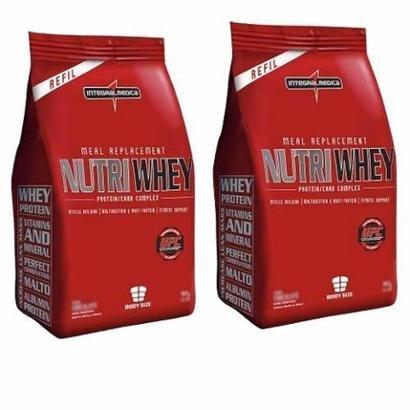 Combo 2 – Nutri Whey Protein – Refil 907g – Integralmédica