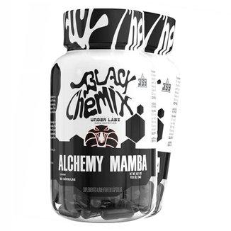 Combo 2 Termogênico Alchemy Mamba Black Chemix - Under Labz