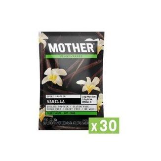 Combo 30 Sport Protein Vanilla Sachê Mother Nutrients