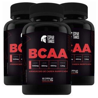 Combo 3X Bcaa - Espartanos Nutrition