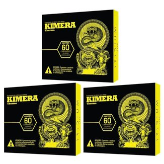 COMBO 3X KIMERA 60 COMP. - IRIDIUM LABS