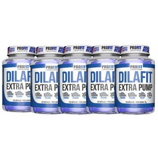 Combo 5 Dilafit Extra Pump - Profit Laboratorios