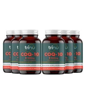 Combo 6 COQ-10 (Cardiovascular) - 180 Comprimido