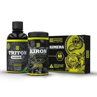 Combo Emagrecimento - Kimera + Kiron + Triton