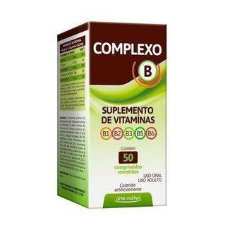 COMPLEXO B 50 CP ARTE NATIVA