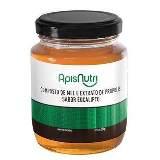 Composto de Mel sabor Eucalipto Apisnutri 300g