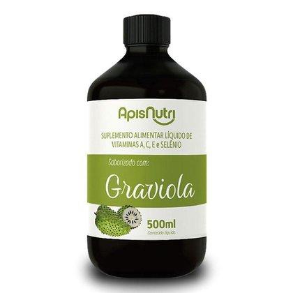 Composto Vitamínico de Graviola 500ml Apisnutri