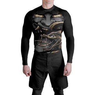 Compression T-shirt Snake Samurai Atlética