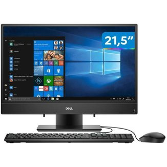 Computador All in One Dell 3280-AS10P Intel Core