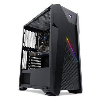Computador Intel I3-10100F, H410M, R5 220 2GB, 8GB, SSD 120GB, 400W, Kronen