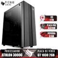 Computador Pichau Gamer, AMD Athlon 3000G, GeForce GT 1030 2GB, 8GB DDR4, HD 1TB, 400W