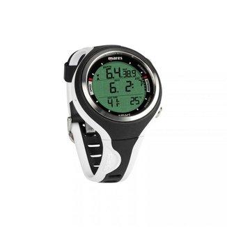 Computador Relógio de Mergulho Mares Smart - Branco