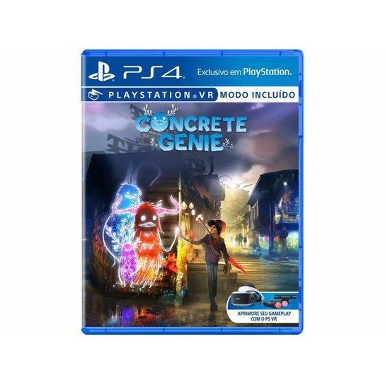 Concrete Genie para PS4 - Incolor