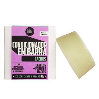 Condicionador em Barra Cachos Lola Cosmetics 90g