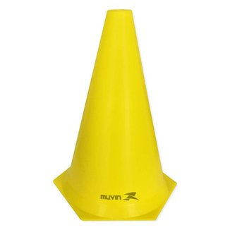 Cone de Marcação Plástico Muvin 24cm