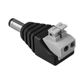 Conector Intelbras Conex 3000 P4 Macho Fast 10 un