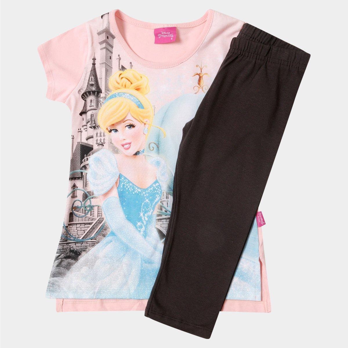 5088d4f07 Conjunto Brandili Princesas - Compre Agora