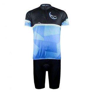 Conjunto Ciclismo Bike Bermuda e Camisa Befast Engrenagens