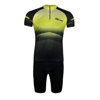 Conjunto Ciclismo Bike Bermuda e Camisa Befast Keep Cycling