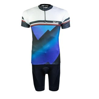 Conjunto Ciclismo Bike Bermuda e Camisa Befast Sky