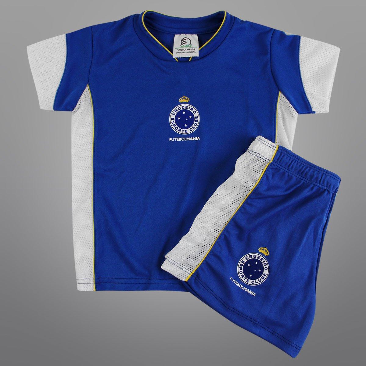 6f6a4c7829 Conjunto Cruzeiro Dry c  2 peças Infantil - Compre Agora