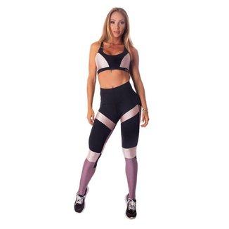 Conjunto de Academia Glamourized Let's Gym