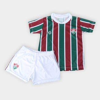 Conjunto Fluminense Infantil Torcida Baby