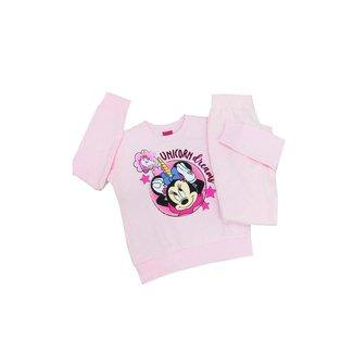 Conjunto Infantil Femenino com Estampa P90129 Disney
