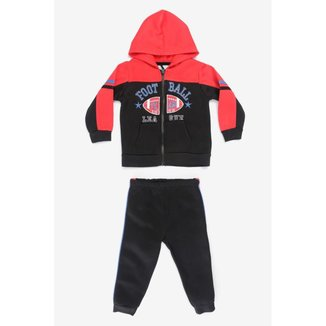 Conjunto Infantil Foot Ball