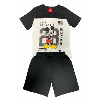 Conjunto Mickey New York P90217 Disney