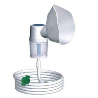 Conjunto Para Nebulização Micronebulizador Máscara e Extensão NS Infantil Omron I-205/IVD1.6