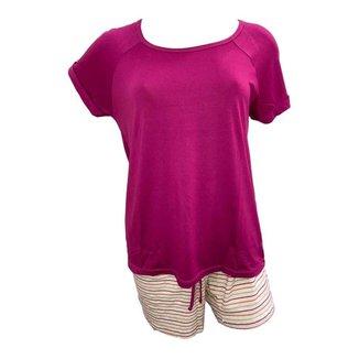 Conjunto Pijama Lupo Feminino Viscose