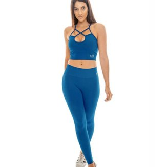 Conjunto Top + Legging Byg Ring