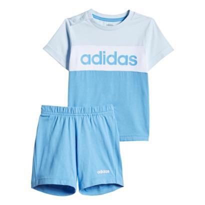 Conjuntos Adidas Infantis I Cb Set - Unissex